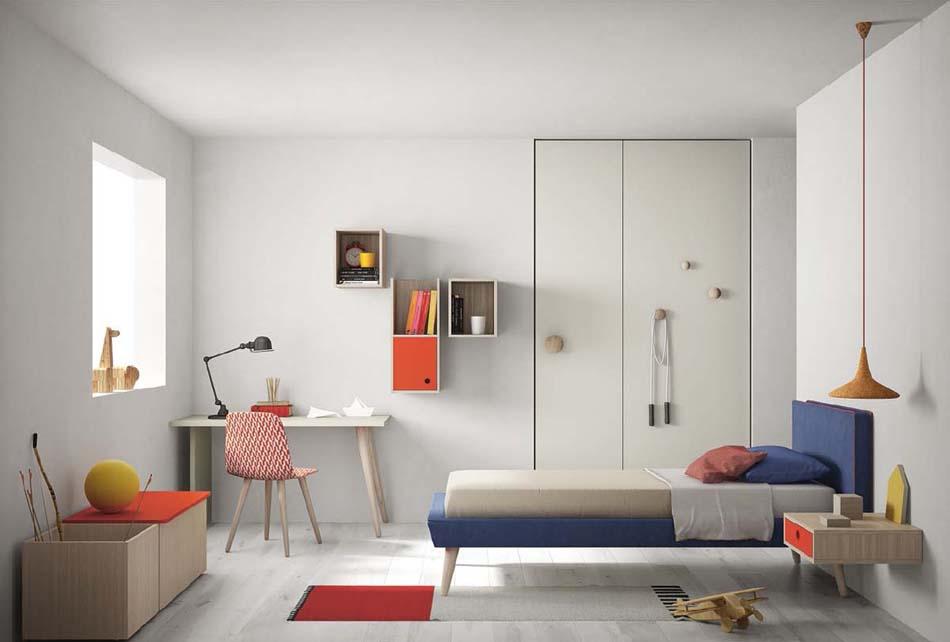 Battistella Camerette Moderne Nidi – Bergamo Arredamenti – 124