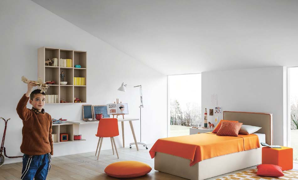 Battistella Camerette Moderne Nidi – Bergamo Arredamenti – 127