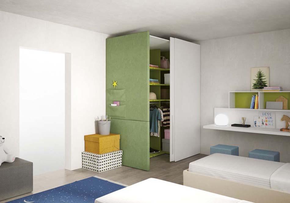 Battistella Camerette Moderne Nidi – Bergamo Arredamenti – 131