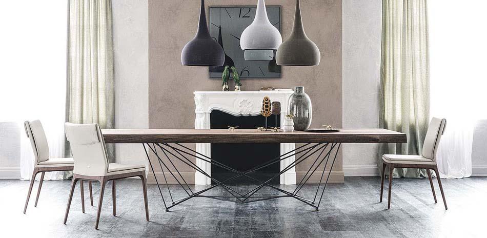 Cattelan Italia Tavoli Fissi Gordon Deep – Bergamo Arredamenti – 102