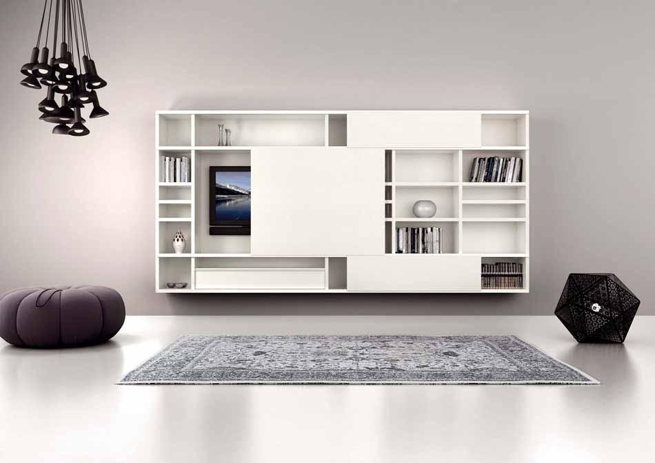 Cinquanta3 – 37 Zona Giorno Librerie – Bergamo Arredamenti