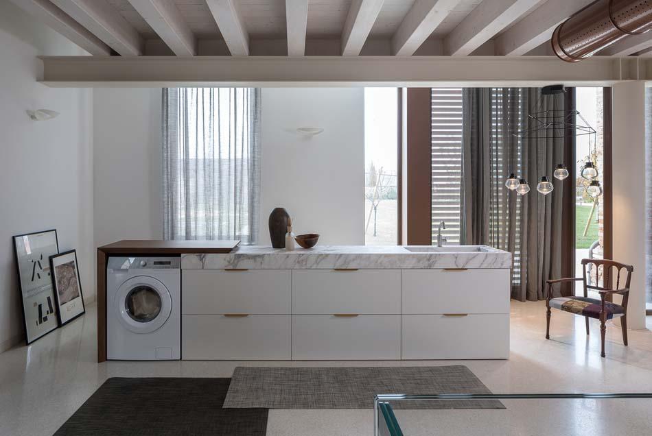 Compab 16 Lavanderia B60 – Bergamo Arredamenti