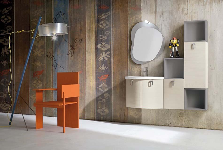 Compab Arredo Bagno B201 Color – Bergamo Arredamenti News – 105