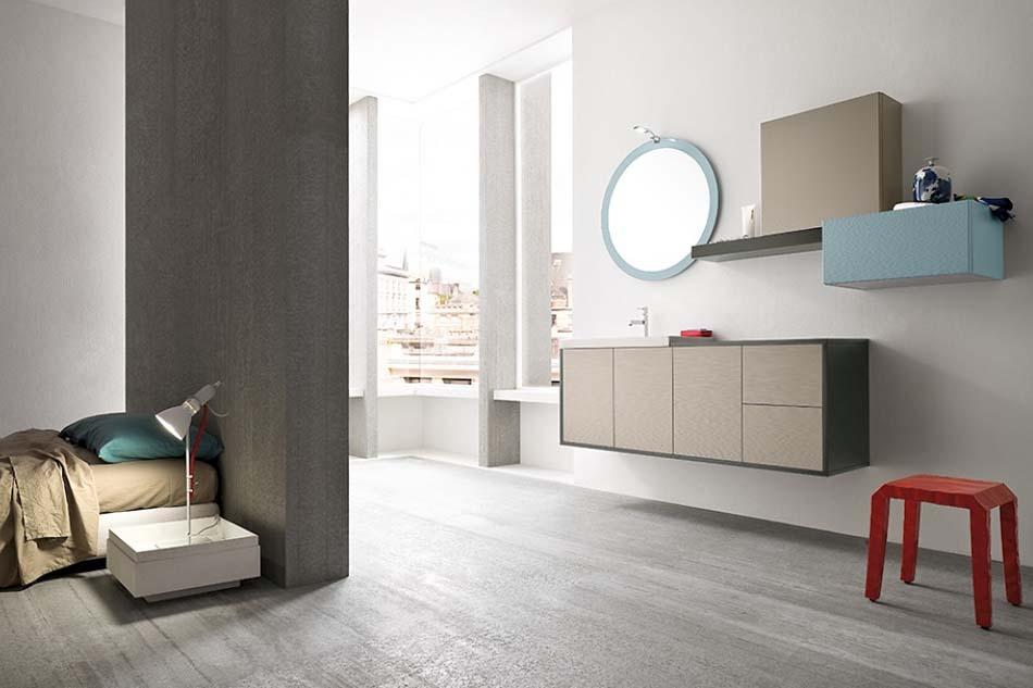 Compab Arredo Bagno B201 Color – Bergamo Arredamenti News – 109