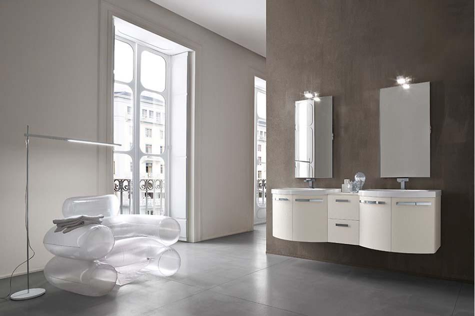 Compab Arredo Bagno B201 Color Doppio Lavello – Bergamo Arredamenti News – 102