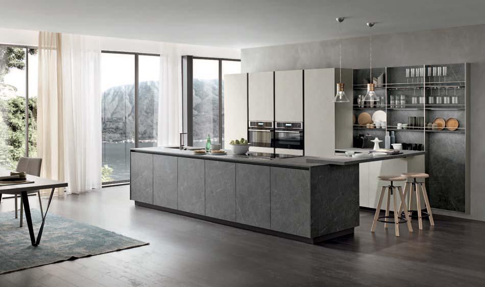 Cucine Moderne Forma 2000 Space Lab 2 – Bergamo Arredamenti