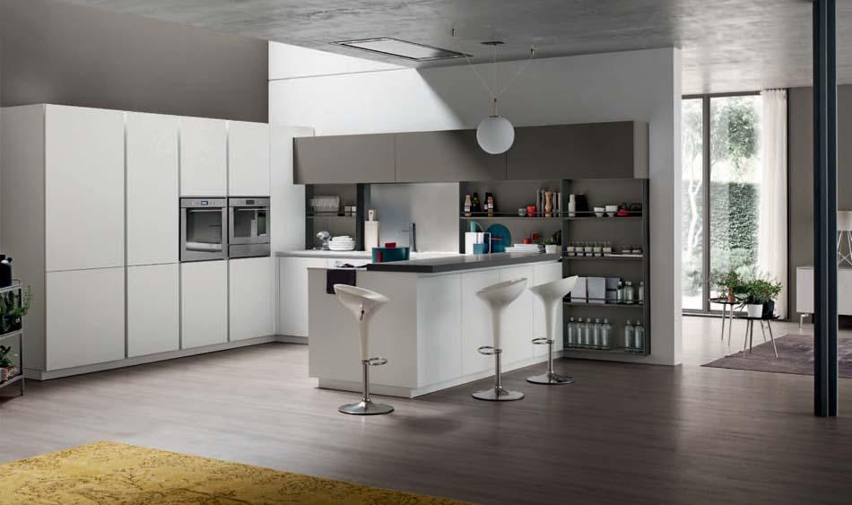 Cucine Moderne Forma 2000 Space Lab 4 – Bergamo Arredamenti