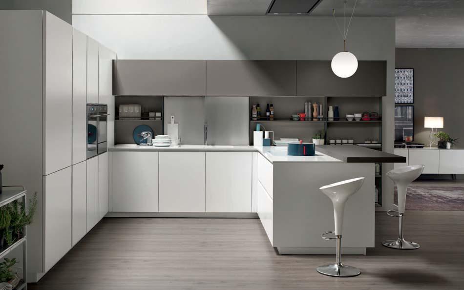 Cucine Moderne Forma 2000 Space Lab 5 – Bergamo Arredamenti