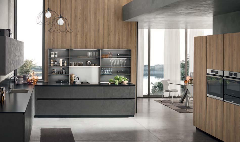 Cucine Moderne Forma 2000 Space Lab 6 – Bergamo Arredamenti