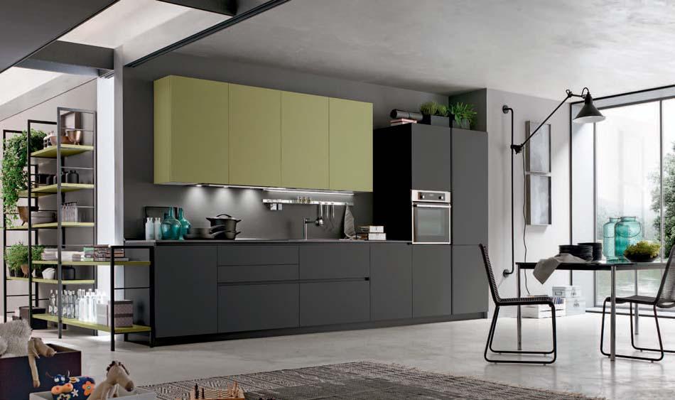 Cucine Moderne Forma 2000 Space Lab 7 – Bergamo Arredamenti