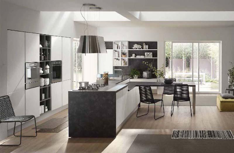 Forma La Cucina collezione Blues 1 – Bergamo Arredamenti