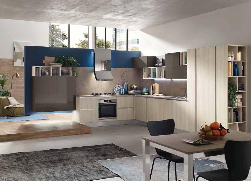 Forma La Cucina collezione Blues 2 – Bergamo Arredamenti