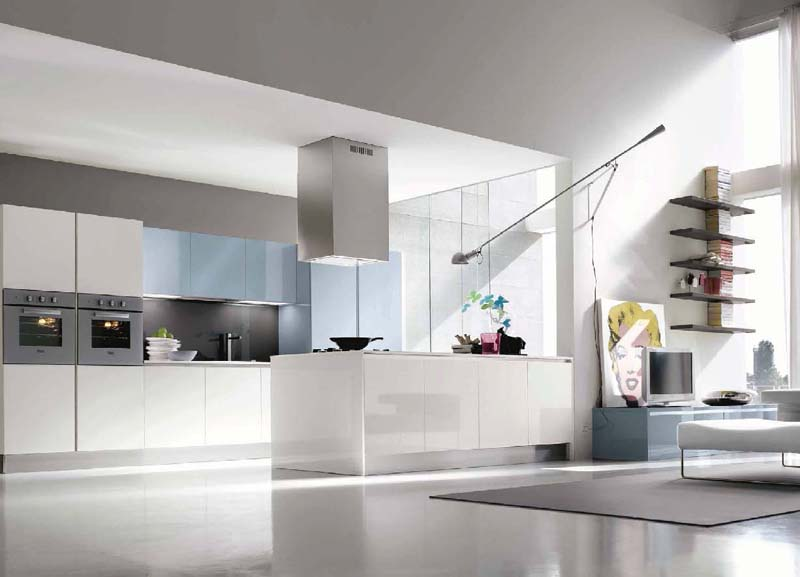 Forma La Cucina collezione Blues 7 – Bergamo Arredamenti