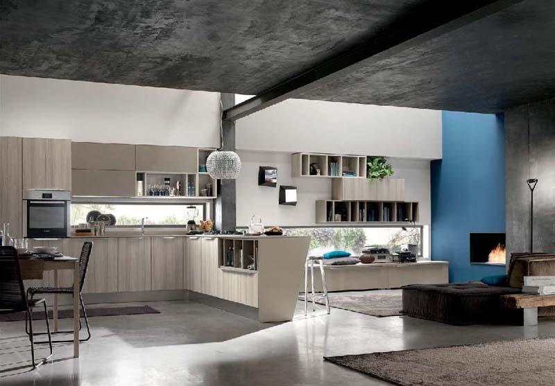 Forma La Cucina collezione Colibri 2- Bergamo Arredamenti