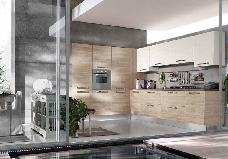 Forma La Cucina collezione Nice 1 – Bergamo Arredamenti