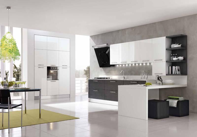 Forma La Cucina collezione Nice 4 – Bergamo Arredamenti