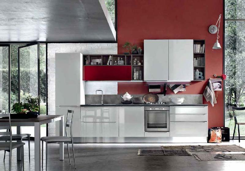 Forma La Cucina collezione Smile 7 – Bergamo Arredamenti