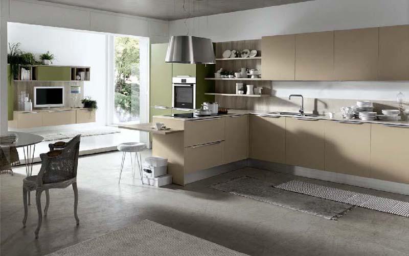 Forma La Cucina collezione Swing 1 – Bergamo Arredamenti