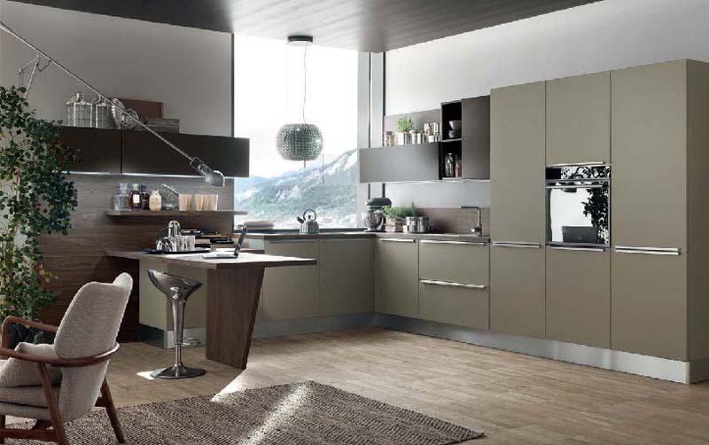 Forma La Cucina collezione Swing 2- Bergamo Arredamenti