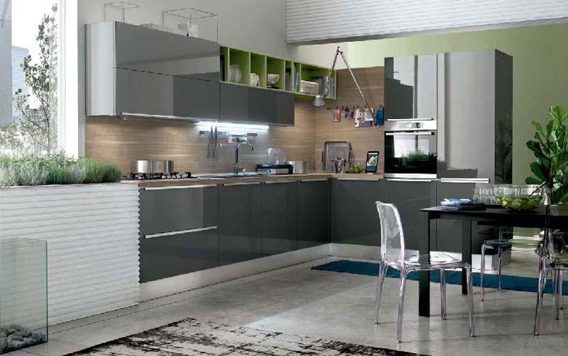 Forma La Cucina collezione Swing 3 – Bergamo Arredamenti