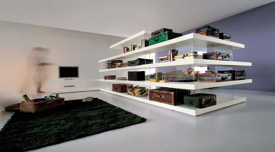 Lago Librerie Moderne Air – Bergamo Arredamenti – 103