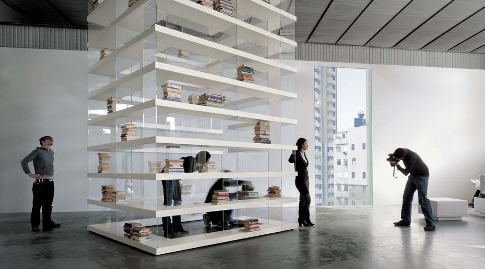 Lago Librerie Moderne Air – Bergamo Arredamenti – 105