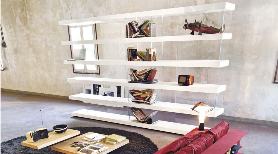 Lago Librerie Moderne Air – Bergamo Arredamenti – 106