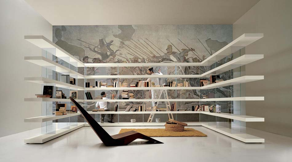Lago Librerie Moderne Air – Bergamo Arredamenti – 107