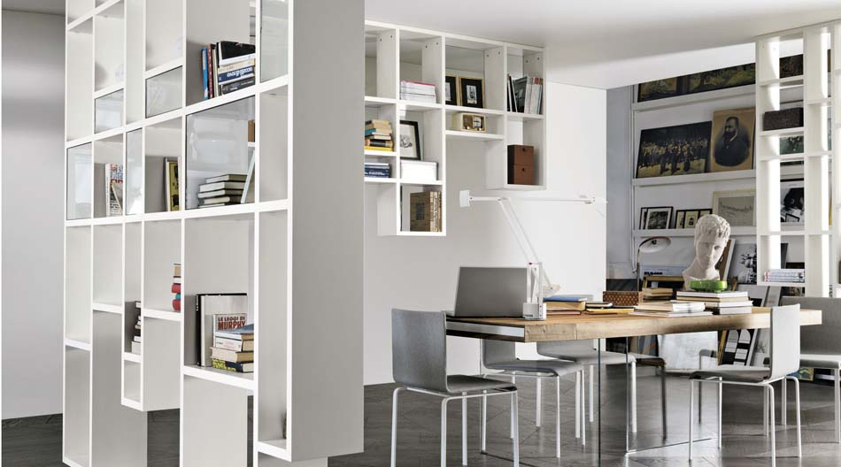 Lago Librerie Moderne Lagolinea – Bergamo Arredamenti – 102