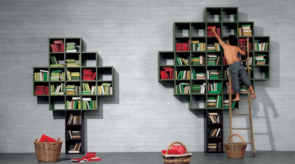 Lago Librerie Moderne Lagolinea – Bergamo Arredamenti – 105