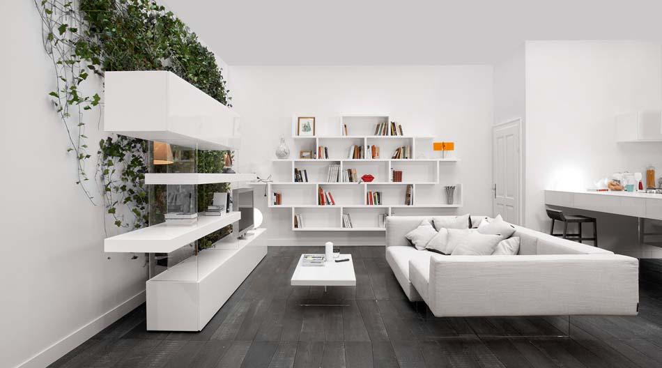 Lago Librerie Moderne Lagolinea – Bergamo Arredamenti – 117