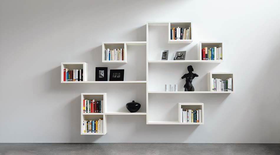 Lago Librerie Moderne Lagolinea – Bergamo Arredamenti – 122