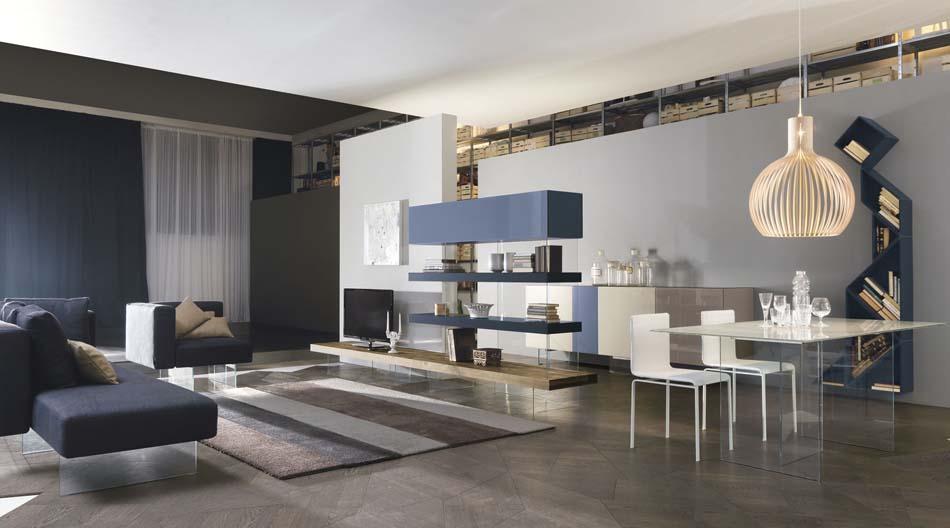 Lago Living Moderno Air – Bergamo Arredamenti – 106