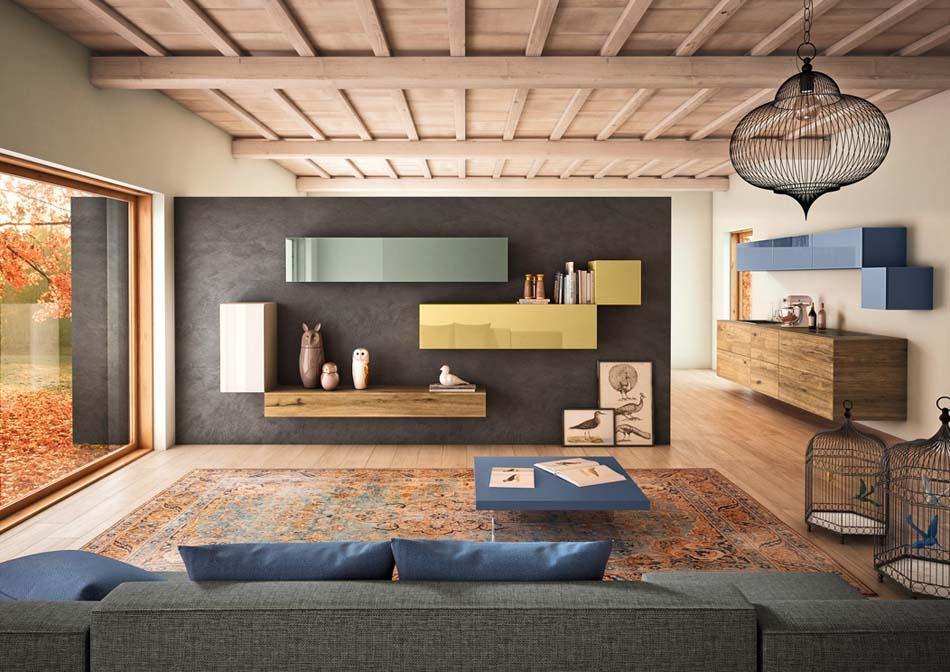 Lago Living Sistema 36E8 – Bergamo Arredamenti – 134