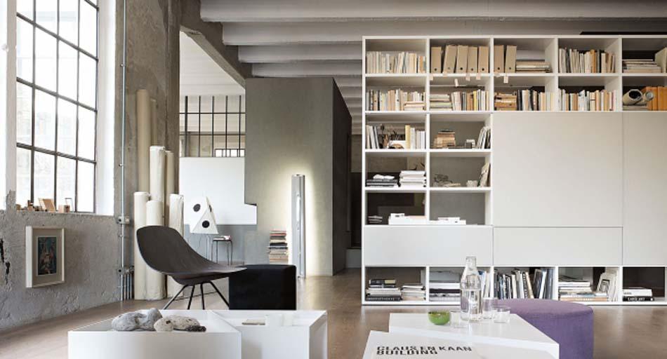 Lema Mobili Librerie Moderne – Bergamo Arredamenti – – 101