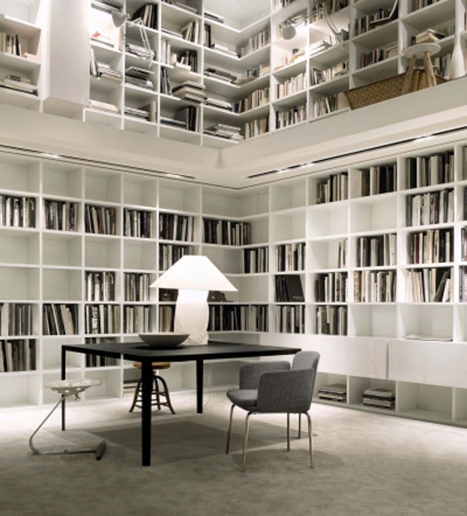 Lema Mobili Librerie Moderne – Bergamo Arredamenti – – 105