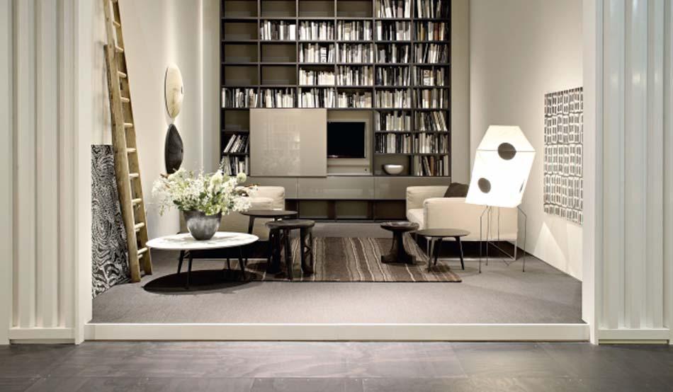 Lema Mobili Librerie Moderne – Bergamo Arredamenti – – 106
