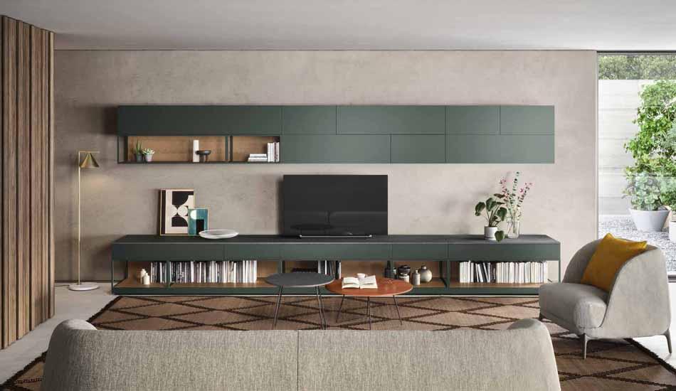 Novamobili 01 Living Ideals – Bergamo Arredamenti
