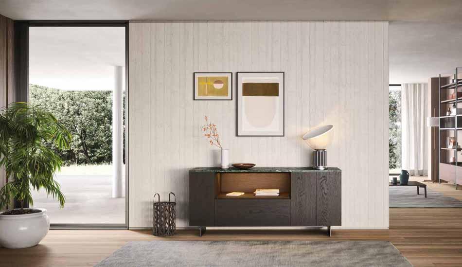 Novamobili 02 Living Ideals – Bergamo Arredamenti