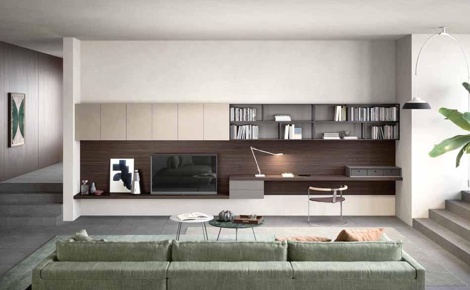 Novamobili 04 Living Ideals – Bergamo Arredamenti