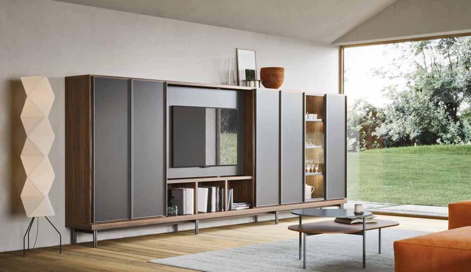 Novamobili 05 Living Ideals – Bergamo Arredamenti