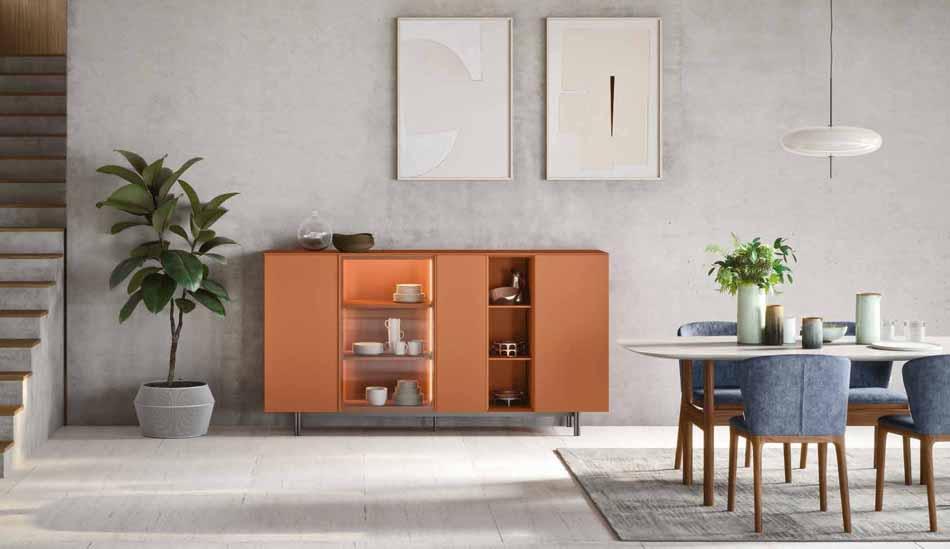 Novamobili 06 Living Ideals – Bergamo Arredamenti