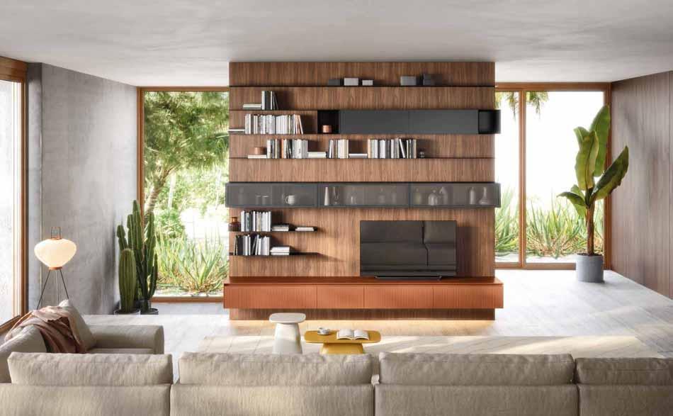 Novamobili 07 Living Ideals – Bergamo Arredamenti