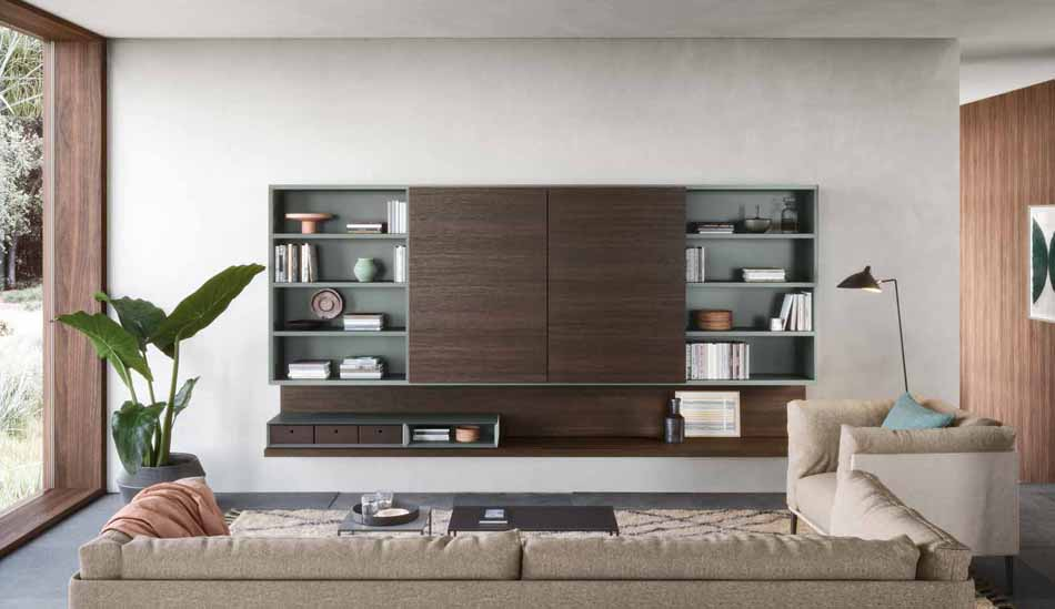 Novamobili 09 Living Ideals – Bergamo Arredamenti