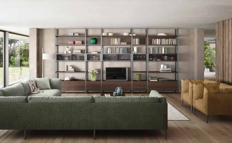 Novamobili 10 Living Ideals – Bergamo Arredamenti