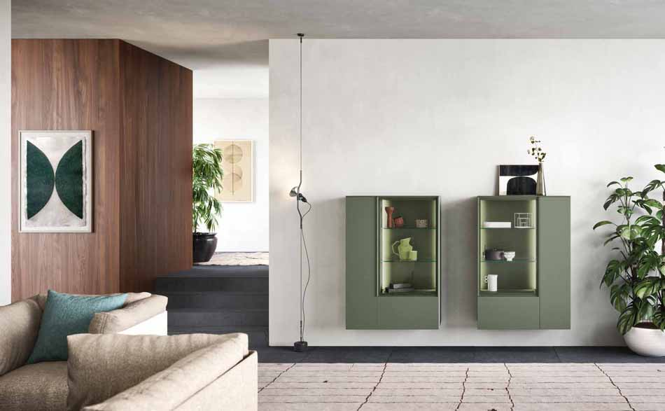 Novamobili 11 Living Ideals – Bergamo Arredamenti