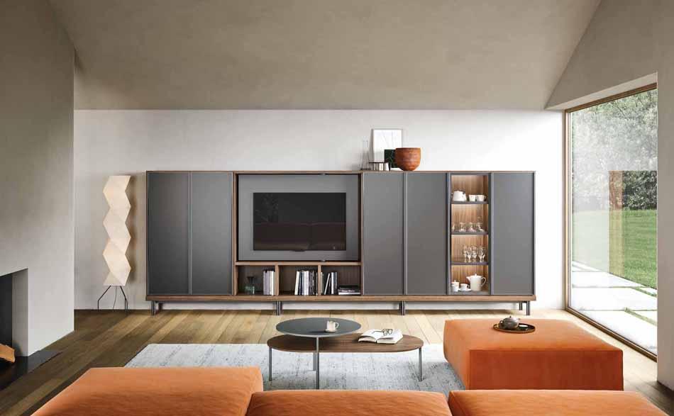 Novamobili 12 Living Ideals – Bergamo Arredamenti