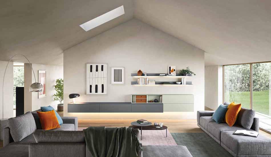 Novamobili 13 Living Ideals – Bergamo Arredamenti