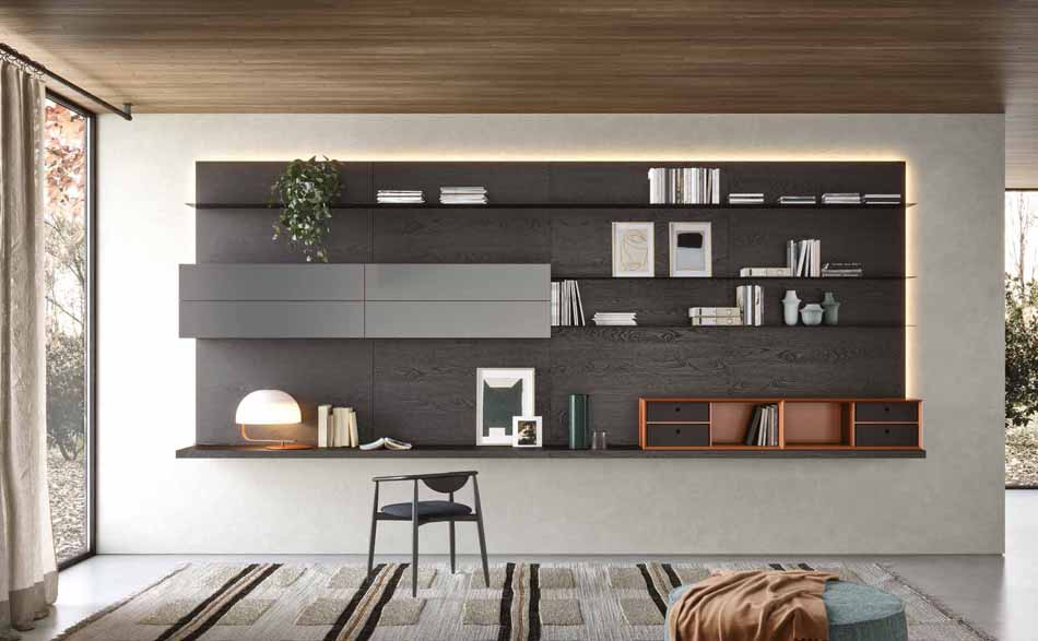 Novamobili 14 Living Ideals – Bergamo Arredamenti