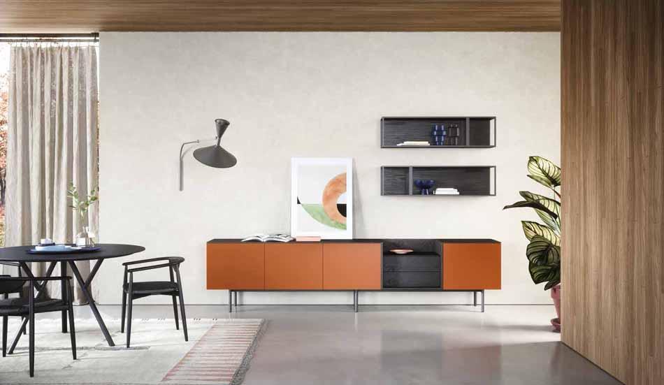 Novamobili 15 Living Ideals – Bergamo Arredamenti